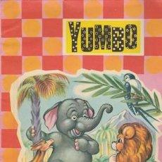 Libros antiguos: ALBUMS MARAVILLOSOS. SERIE SELVA Nº 25: YUMBO. EDITORIAL ROMA. 1969.. Lote 92274440