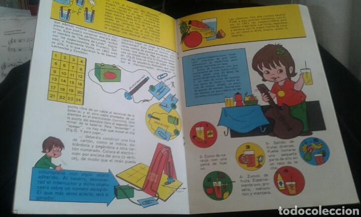 Libros antiguos: Los grandes hombres fueron también grandes niños. Serie didáctica: El pequeño ingeniero núm 2 - Foto 2 - 92811275