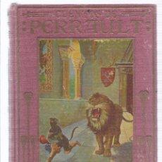 Libros antiguos: LIBRO 'CUENTOS DE PERRAULT' COLECCIÓN ARALUCE. 1926. Lote 93262605