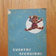 Libros antiguos: CUENTOS ESCOGIDOS, YE SHENG TAO. Lote 93759320