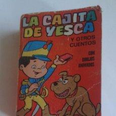 Libros antiguos: MINI LIBRO. LA CAJITA DE YESCA.. Lote 95394327