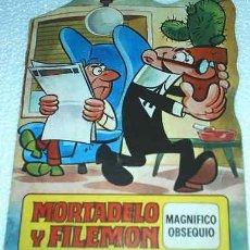 Libros antiguos: MORTADELO Y FILEMON, CUENTO TROQUELADO Nº 28- DIFICIL- ORIGINAL MUY BONITO 1971. Lote 95426307