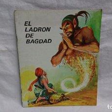 Libros antiguos: EL LADRÓN DE BAGDAD - SERIE ENSUEÑO - ED. VASCO AMÉRICANA - AÑO 1972. Lote 95429203