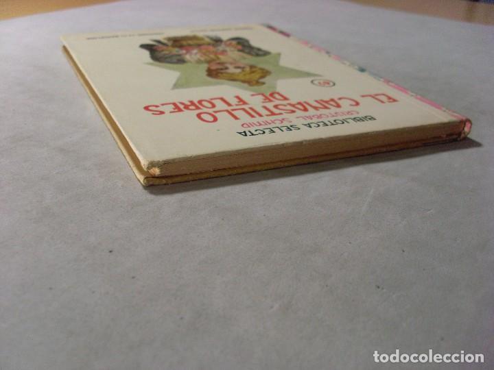 Libros antiguos: EL CANASTILLO DE FLORES/ Cristobal Schmid / Biblioteca Selecta 1934 - Foto 5 - 95644419