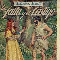 Libros antiguos: LA FALTA Y EL CASTIGO.. Lote 95814731