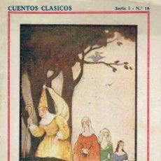 Libros antiguos: FINA DE OÍDO O FINITA CENIZOSA. LA PRINCESA DE LOS CABELLOS DE ORO. HANS CHRISTIAN ANDERSEN.. Lote 95816083