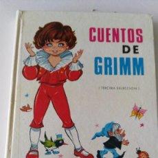 Libros antiguos: CUENTOS DE GRIMM ILUSTRADOS POR MARIA PASCUAL, TERCERA SELECCIÓN Nº 7 ED. TORAY 1969. Lote 106839270