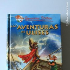 Alte Bücher - Geronimo Stilton - Las aventuras de Ulises - 96974595