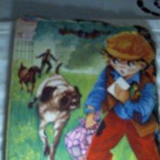Libros antiguos: SEIS CUENTOS TROQUELADOS DE LOS APENINOS A LOS ANDES POR EDMUNDO DE AMICIS. MARCO. Lote 97206399