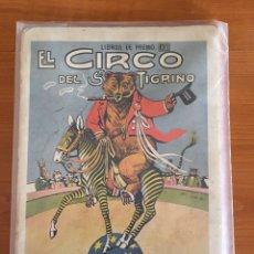 Livres anciens: CUENTO DE ASNA.EL CIRCO DEL SR TIGRINO. Lote 97363427
