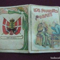 Libros antiguos: LOS PARIENTES POBRES. CUENTO MORAL. BIBLIOTECA INFANTIL SERIE 5ª Nº 7. RUIZ Y FELIU.. Lote 97900623