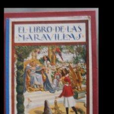 Libros antiguos: EL LIBRO DE LAS MARAVILLAS. CUENTOS. Lote 97931455