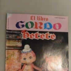 Libros antiguos: FASCICULO EL LIBRO DE PETETE Nº 11. TOMO MAGENTA. Lote 98000039