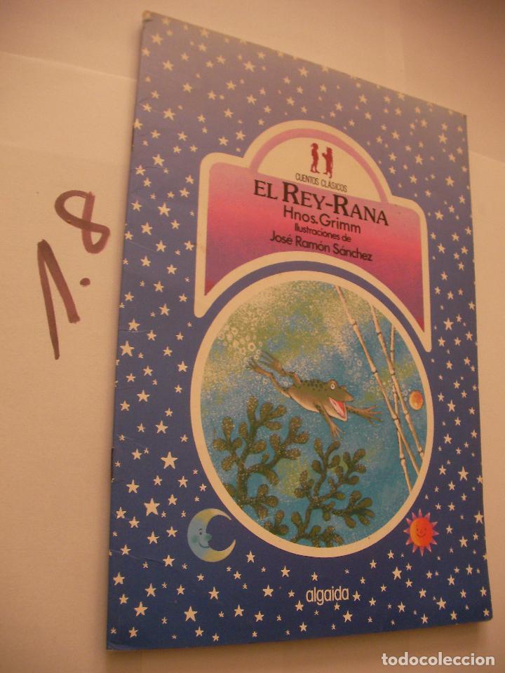 CUENTO INFANTIL - EL REY RANA - ENVIO INCLUIDO A ESPAÑA (Libros Antiguos, Raros y Curiosos - Literatura Infantil y Juvenil - Cuentos)