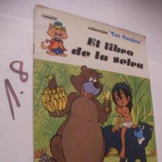 Libros antiguos: CUENTO INFANTIL - EL LIBRO DE LA SELVA - ENVIO INCLUIDO A ESPAÑA. Lote 98003355