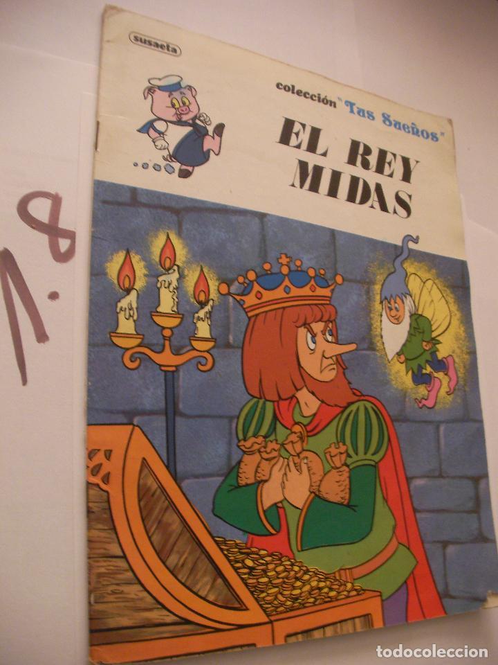 CUENTO INFANTIL - EL REY MIDAS - ENVIO INCLUIDO A ESPAÑA (Libros Antiguos, Raros y Curiosos - Literatura Infantil y Juvenil - Cuentos)