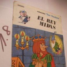 Libros antiguos: CUENTO INFANTIL - EL REY MIDAS - ENVIO INCLUIDO A ESPAÑA. Lote 98003415
