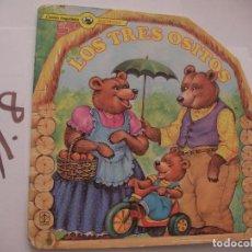 Libros antiguos: CUENTO INFANTIL - LOS TRES OSITOS - ENVIO INCLUIDO A ESPAÑA. Lote 98003443