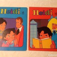 Libros antiguos: CUADERNILLOS DE HEIDI . Lote 98088471
