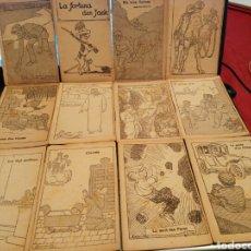 Libros antiguos: CUENTOS COLECCIÓN D,EN PATUFET. Lote 98225444