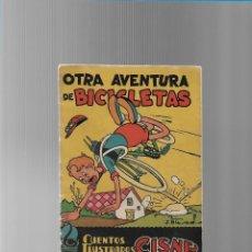 Libros antiguos: CUENTOS ILUSTRADOS CISNE. Lote 99684603