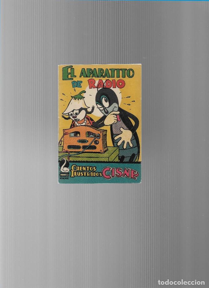 CUENTOS ILUSTRADOS CISNE (Libros Antiguos, Raros y Curiosos - Literatura Infantil y Juvenil - Cuentos)
