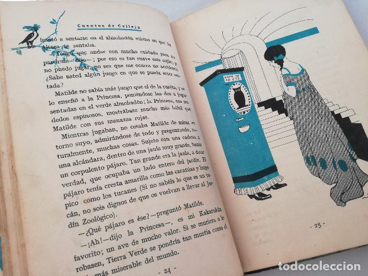 Libros antiguos: CUENTOS DE NESBIT - ILUSTRADO - EDITORIAL SATURNINO CALLEJA (AÑOS 20, CIRCA 1924) - Foto 4 - 99828967