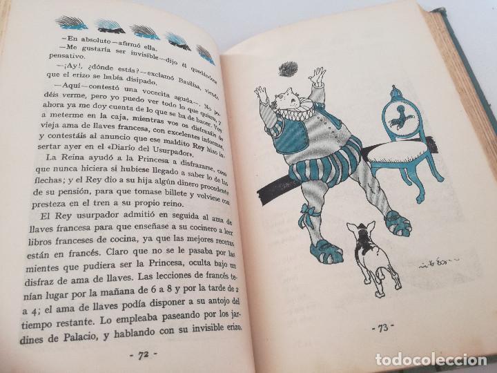 Libros antiguos: CUENTOS DE NESBIT - ILUSTRADO - EDITORIAL SATURNINO CALLEJA (AÑOS 20, CIRCA 1924) - Foto 5 - 99828967