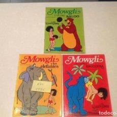 Libros antiguos: MOWGLI , WALT DISNEY . Lote 100640247