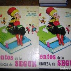 Libros antiguos: (F.1) CUENTOS DE LA CONDESA DE SEGUR 1ª EDICIÓN Nº 15 AÑO 1972. Lote 101086551