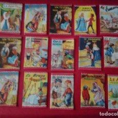 Libros antiguos: LOTE DE CUENTOS ANTIGUOS AÑOS 60. Lote 101098047