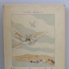 Libros antiguos: ANDRE MAUROIS // VIATGE AL PAIS DE LES 36.000 VOLUNTATS // ILUSTRA RAMON DE CAPMANY // 1929. Lote 101132411