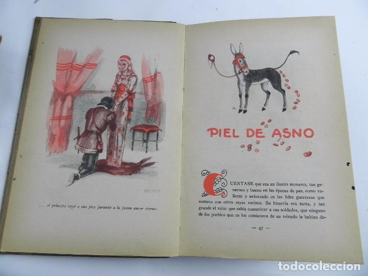 Libros antiguos: CUENTOS DE PERRAULT. EDIT. SATURNINO CALLEJA. BIBLIOTECA PERLA. PRIMERA SERIE. TOMO XXX. MEDIDAS 22, - Foto 2 - 101345715