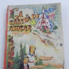 Libros antiguos: CUENTO LA CASITA DE AZÚCAR, CONTIENE EN 6 DIORAMAS, EDITORIAL ROMA, FALTA UNA PARTE DEL LOMO, DIORAM. Lote 101436975