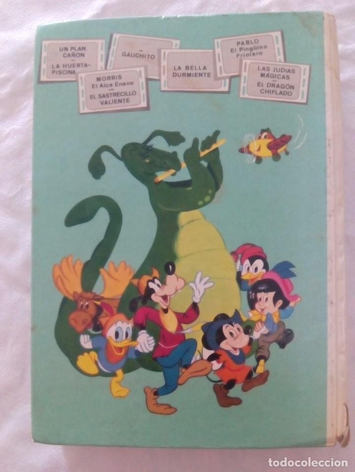 Libros antiguos: Libro Películas walt disney 1980 - Foto 2 - 101916563