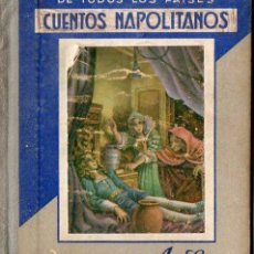 Libros antiguos: CUENTOS NAPOLITANOS (ARALUCE, 1935). Lote 142875314