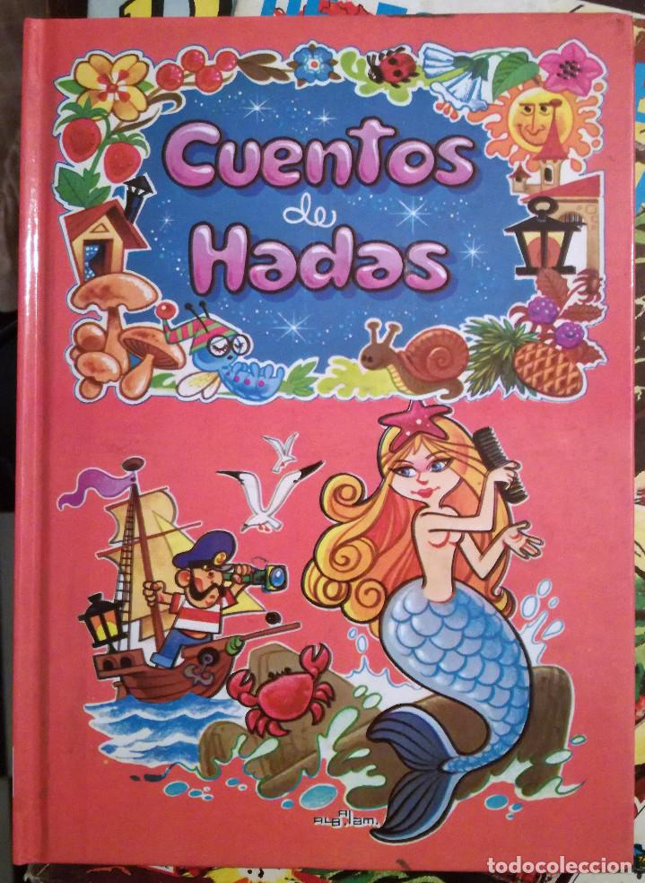 4 LIBROS 56 CUENTOS DE HADAS-1986 NUEVOS-EUROPA EDICIONES 1-2-3-4 DIBUJOS DE ALBARRÁN (Libros Antiguos, Raros y Curiosos - Literatura Infantil y Juvenil - Cuentos)