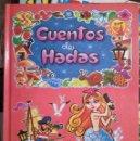 Libros antiguos: 4 LIBROS 56 CUENTOS DE HADAS-1986 NUEVOS-EUROPA EDICIONES 1-2-3-4 DIBUJOS DE ALBARRÁN. Lote 101961455