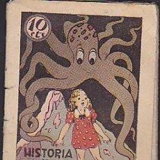Libros antiguos: CUENTO COLECCION TESORO DE CUENTOS INFANTILES HISTORIA DE MUCHATINTA EDITORIAL GATO NEGRO. Lote 102612847