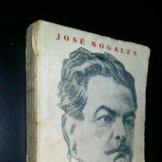 Libros antiguos: CUENTOS / TOMO I / JOSE NOGALES / 1926. Lote 102614091