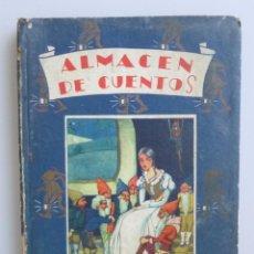 Libros antiguos: ALMACEN DE CUENTOS // CUENTOS DE CALLEJA // 1940 // BIBLIOTECA ENCICLOPEDICA Nº 6. Lote 103627991