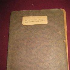 Libros antiguos: PETITS CONTES NEGRES PELS INFANTS DEL BLANCS. BLAISE CENDRARS. IL·LUSTRACIONS RICART. ED. PROA 1929. Lote 104034203