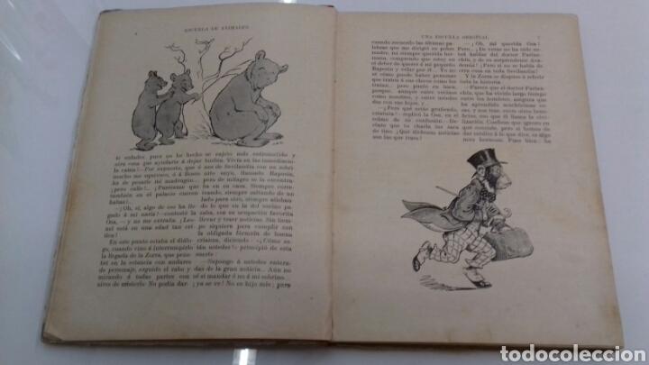 Libros antiguos: ESCUELA DE ANIMALES S.H. HAMER MAGNIFICAS ILUSTRACIONES H.B. NEILSON SOPENA EDITOR 1917 1° EDICION - Foto 5 - 104295432