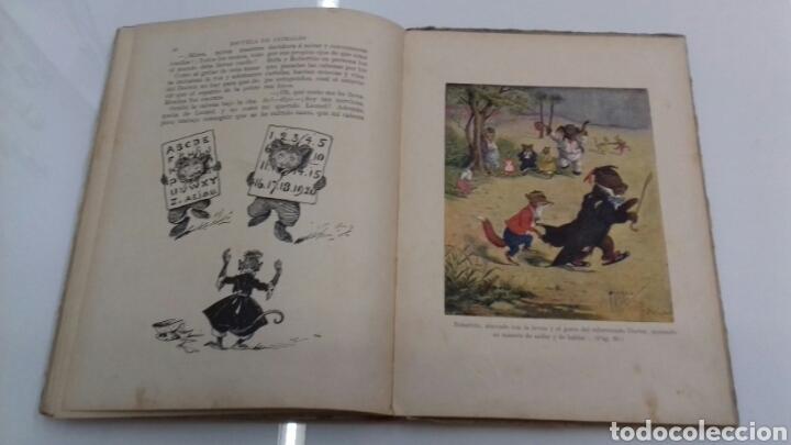 Libros antiguos: ESCUELA DE ANIMALES S.H. HAMER MAGNIFICAS ILUSTRACIONES H.B. NEILSON SOPENA EDITOR 1917 1° EDICION - Foto 15 - 104295432