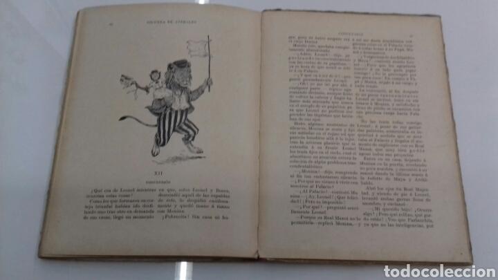 Libros antiguos: ESCUELA DE ANIMALES S.H. HAMER MAGNIFICAS ILUSTRACIONES H.B. NEILSON SOPENA EDITOR 1917 1° EDICION - Foto 17 - 104295432