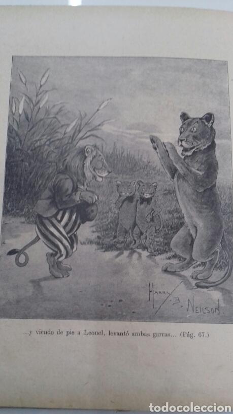 Libros antiguos: ESCUELA DE ANIMALES S.H. HAMER MAGNIFICAS ILUSTRACIONES H.B. NEILSON SOPENA EDITOR 1917 1° EDICION - Foto 18 - 104295432