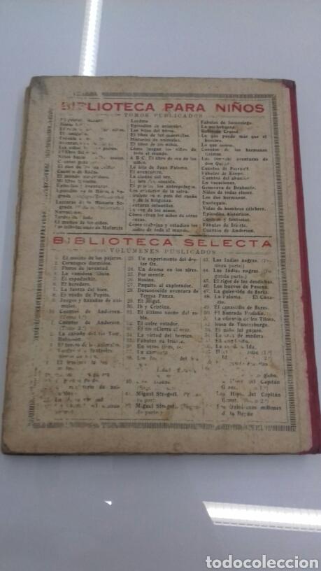 Libros antiguos: ESCUELA DE ANIMALES S.H. HAMER MAGNIFICAS ILUSTRACIONES H.B. NEILSON SOPENA EDITOR 1917 1° EDICION - Foto 20 - 104295432