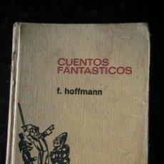 Libros antiguos: LIBRO MINIATURA CUENTOS FANTÁSTICOS. Lote 104380843