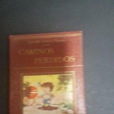 Libros antiguos: COLECCIÓN FREIXINET.CAMINOS PERDIDOS.FOLCH Y TORRES. Lote 104629295