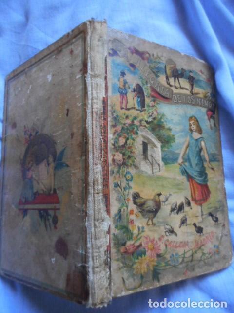 Libros antiguos: La alegría de los niños - libro ilustrado- Saturnino Calleja, 1896 - Foto 2 - 105040379